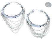 Image of Pretty Girl Hoops & Chains