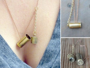 Image of 9MM locket