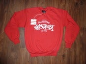 Image of C.E.K LOGO Crewneck RED
