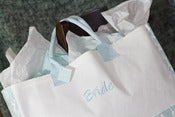 Image of Bride Tote Bag