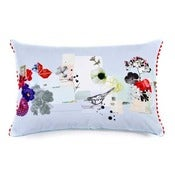 Image of Catherine Hammerton - Bottle Garden cushion