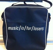Image of music/is/for/losers bag