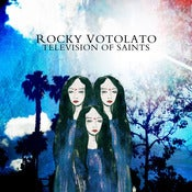Image of Rocky Votolato: Television of Saints CD