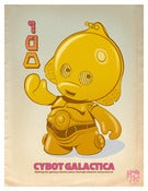 Image of 3PO Cybot Galactica Print