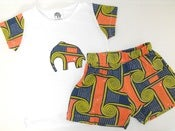 Image of TILI BWINO kids T-shirt and kids short sets