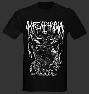"Image of Goreaphobia "" Necropolis Offering "" T shirt"