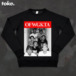 Image of Toke - GANG OFWGKTA - Sweatshirt