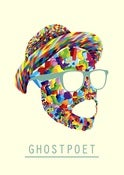 Image of Ghostpoet Poster
