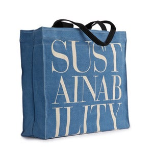 Image of canvas eco tote