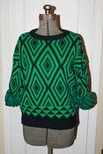 Image of Vintage Geometric Sweater