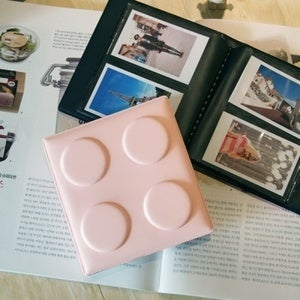 Image of Mini block polaroid album