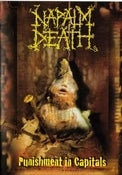 Image of Napalm Death - Punishment In Capitals (DVD)