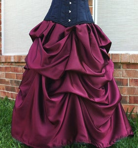 Image of Elegant Belle Skirt Custom Sized Many Color Choices