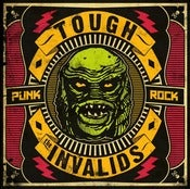 "Image of The Invalids / Tough - SPLIT 7"" 2012!"