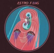 Image of RGF-011 Astro Fang- &quot;Flesh Hand&quot; 7&quot; EP 