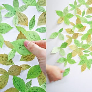 Image of Appree Leaf Post-it