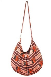 Image of Blushing Rose Hobo Bag