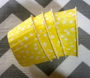 Image of Yellow Candy Cups