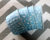 Image of Light Blue Candy Cups