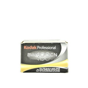 Image of Kodak BW400CN - B&W 35mm Film (C-41)