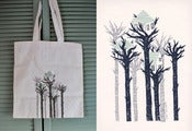 Image of Treehouse Tote Bag