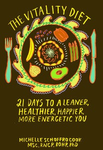 Image of The Vitality Diet: 21 Days To A Leaner, Healthier, Happier, More Energetic You eBook