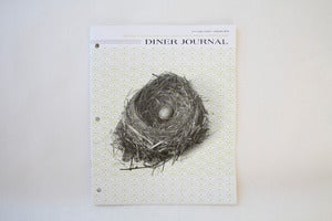Diner Journal No. 3