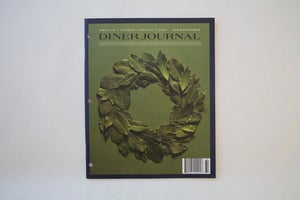Diner Journal No. 10 :: Ribollita, Empathy, Odes