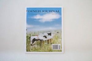 Diner Journal No. 15 :: The State of Vermont