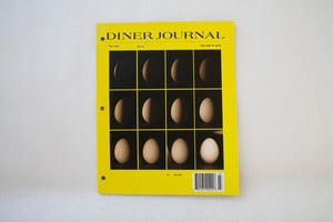 Diner Journal No. 16 :: The How To Issue