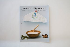 Diner Journal No. 17 :: The Odyssey