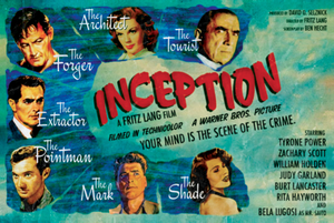 Image of &quot;Inception&quot; - a Fritz Lang film