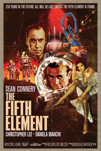 Image of &quot;The Fifth Element&quot; - starring Sean Connery