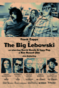 "Image of ""The Big Lebowski"" - starring Frank Zappa"