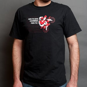 Image of Haters Gonna Hate - Men's/Black