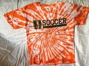 Image of Hopkinton Youth Soccer Tie-Dye T-shirt