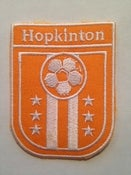 Image of HYS Patch - Orange