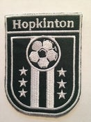Image of HYS Patch - Green