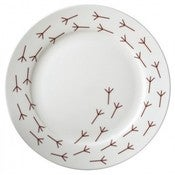 Image of Birdy Walk Dinner Plate