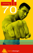 Image of Tribute to Muhammad Ali Poster