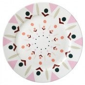 Image of Kaleidoscope Dinner Plate