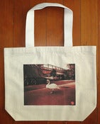 "Image of ""One Swan"" Tote Bag From the Untitled Japan Project"