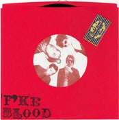 "Image of F' KE BLOOD ""WATER WINGS"" b/w ""THE BAND THAT BLED REAL BLOOD"" italy records 45"