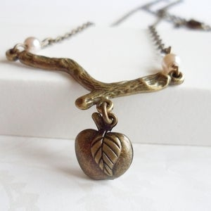 Image of Temptation Branch Necklace