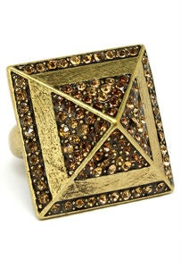 Image of The Orzo Ring - Gold