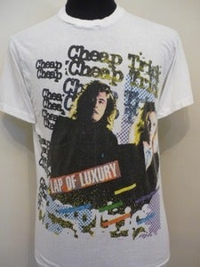 Image of 80s Cheap Trick concert T shirt