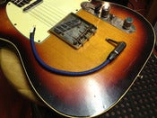 Image of Fender '65 Deluxe Reverb Guitar Amp Speaker Cable Fargen Hot Mods Upgrade!