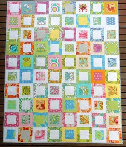 Daisy Pattern Quilt