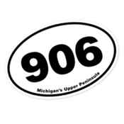 906 Sticker