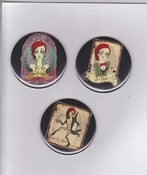 Image of Choice of Pocket Mirror! (Loki Demonseed Cartoon Designs) - FREE P&P